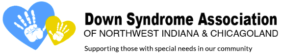 Down Syndrome Association of Northwest Indiana logo