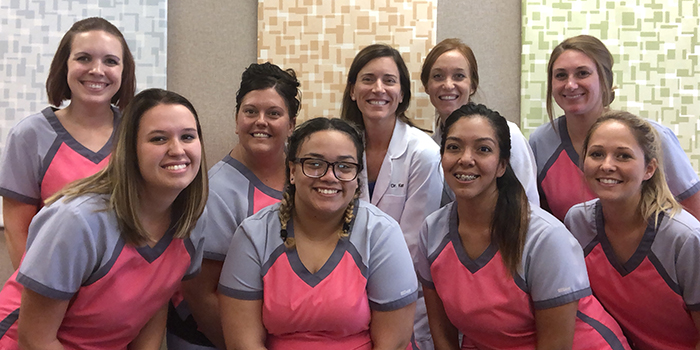 Staff for Bridger Children's Dentistry
